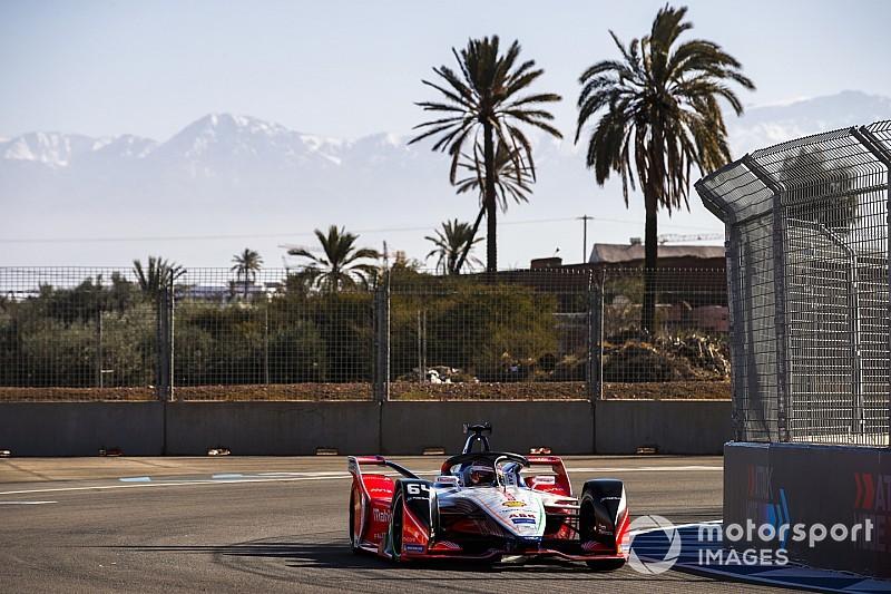 """فورمولا إي: دامبروسيو يفوز بسباق مراكش مستفيدًا من حادثة ثنائي """"بي أم دبليو"""""""