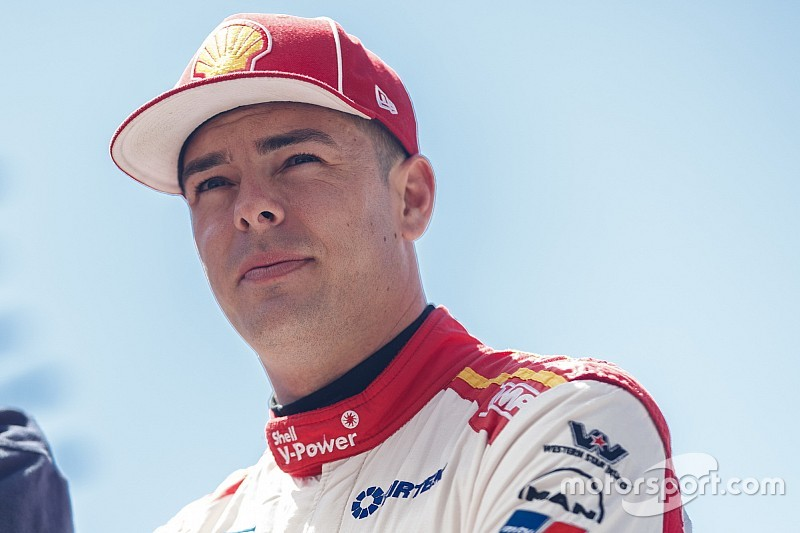 Supercars star McLaughlin signs exclusive talent management deal