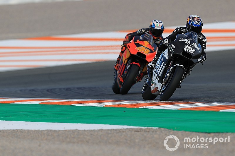 "Tech 3 will ""double or triple"" KTM development rate"