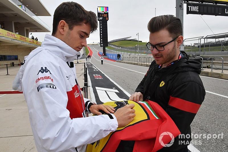 """Ocon: """"Leclerc con la Ferrari lotterà subito per il titolo mondiale"""""""