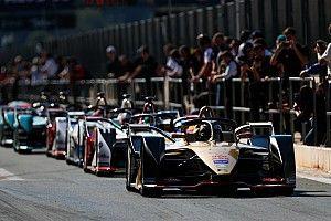 GALERI: Mengintip mobil baru Formula E saat tes Valencia