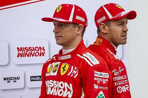 """Ferrari: """"A Mercedes ellen küzdünk, csapaton belül nincs széthúzás"""""""