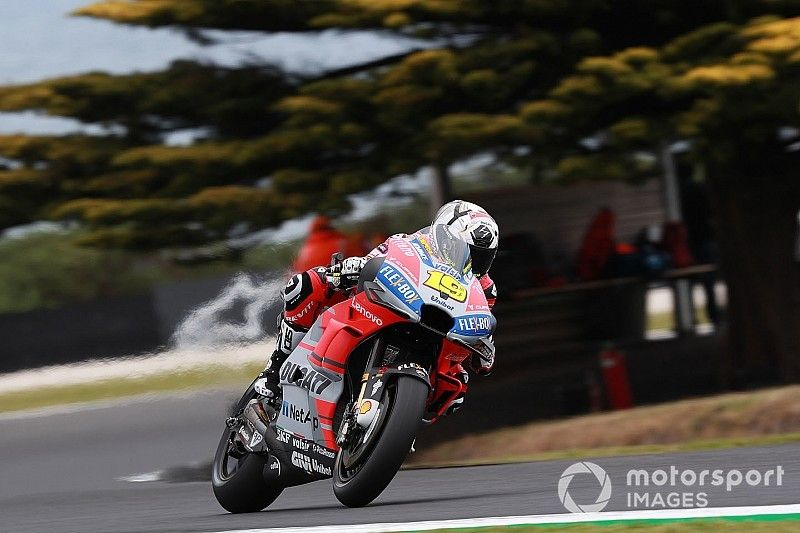 """Bautista: """"No echo de menos MotoGP; solo volvería con una moto oficial"""""""