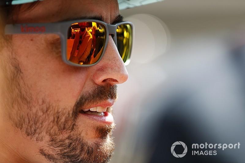"""Los planes de Alonso para 2019: """"Tengo que ver cómo combinar un calendario"""""""