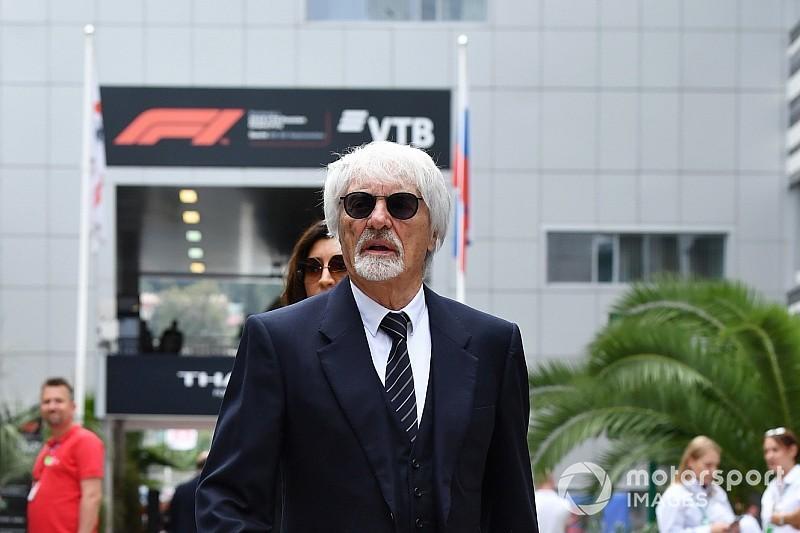 Ecclestone: F1'in bana ihtiyacı varsa dönmeye hazırım