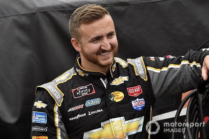 New Xfinity Series team to debut at Iowa with driver Shane Lee