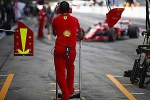 Nem működnek a Ferrari új aerodinamikai frissítései: visszaálltak a régi csomagra