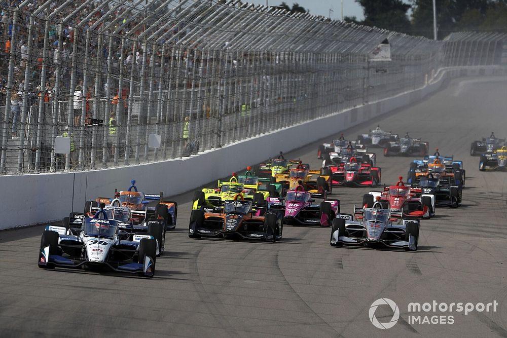 Los motores híbridos llegarán a la IndyCar en 2023