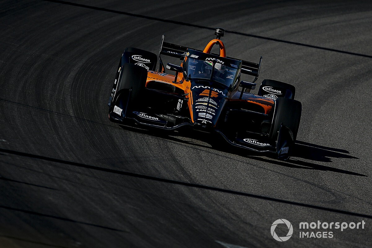 IndyCar Gateway: O'Ward leads Power in practice