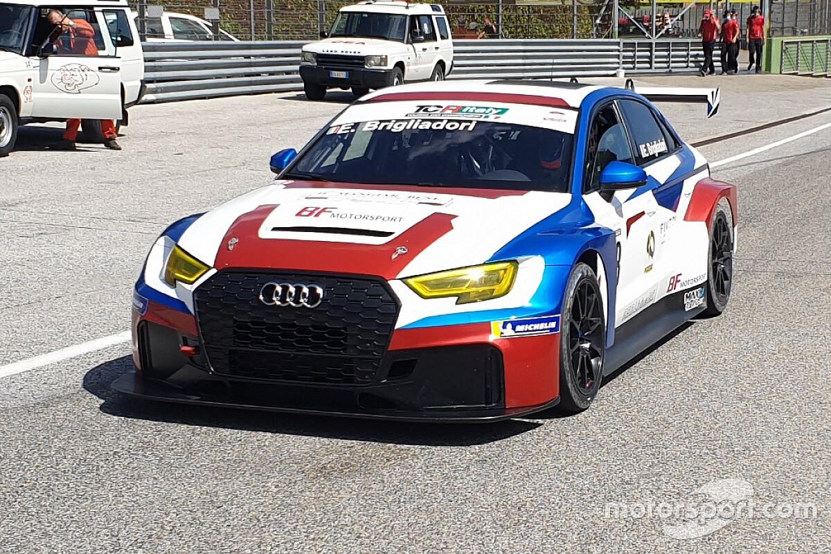 TCR Italy: Brigliadori penalizzato in Gara 2, Tavano nuovo leader