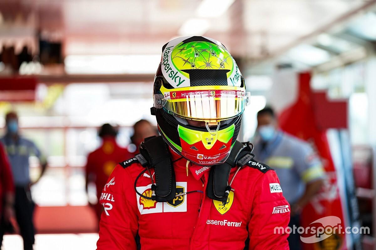 Schumacher, Abu Dhabi GP'deki ilk seansta piste çıkacak