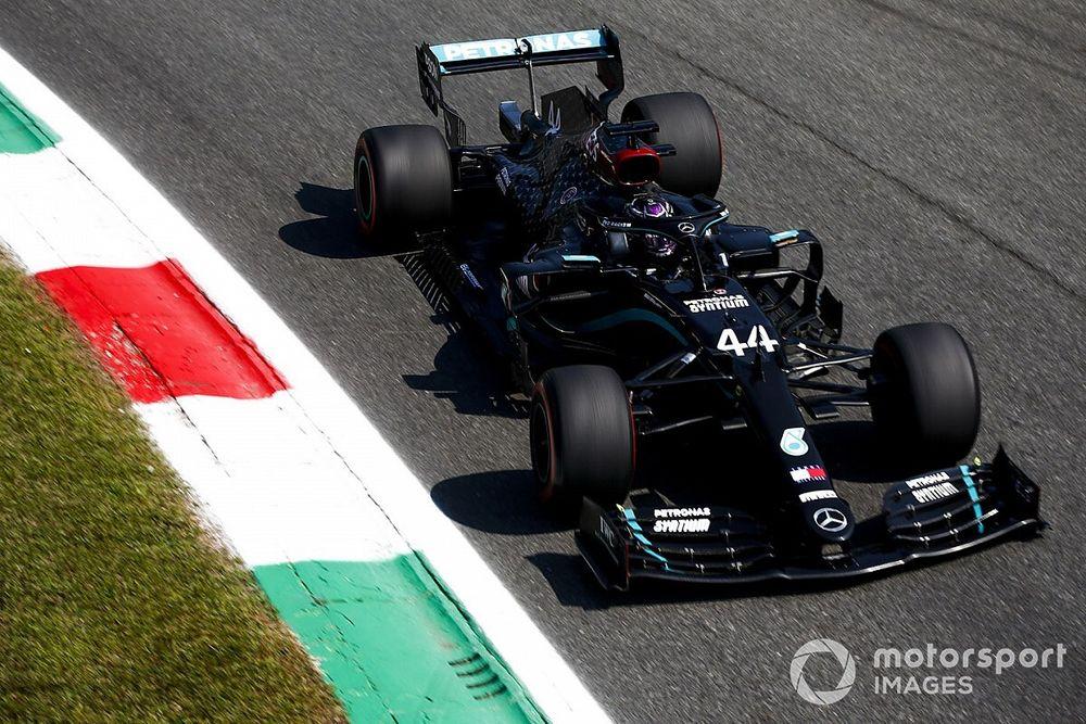 F1, Monza, Libere 2: le Mercedes fanno il vuoto con Hamilton