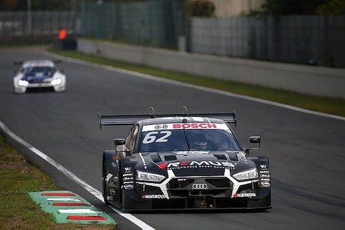 DTM: sorpresa Habsburg a Zolder, in Pole per Gara 2
