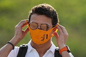 Norris szerint van mit megoldania a McLarennek az érzékeny autón