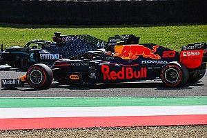 Онлайн. Гран При Тосканы. Гонка