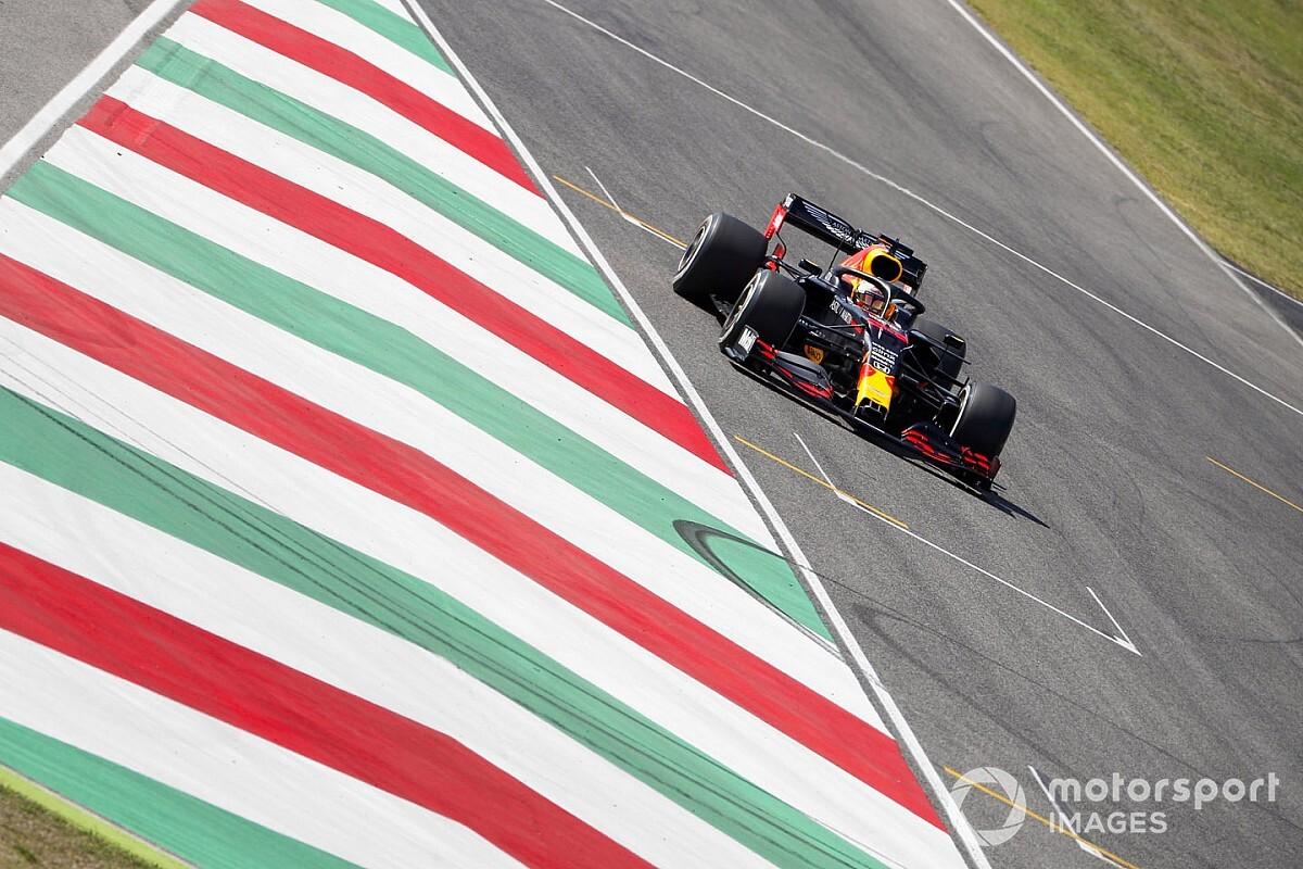 F1トスカーナFP1速報:ボッタスが首位。レッドブルのフェルスタッペンが続く