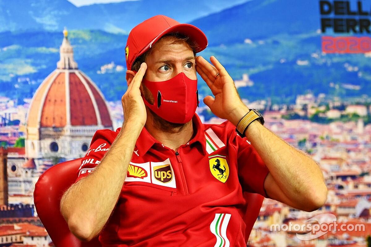 СМИ: Ferrari решила уволить Феттеля еще в 2019-м. Переговоры с Сайнсом начались год назад