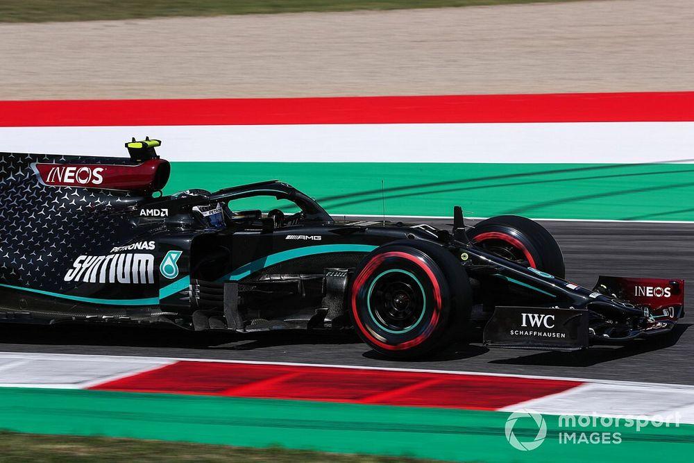 F1, Mugello, Libere 2: Mercedes su, Ferrari giù