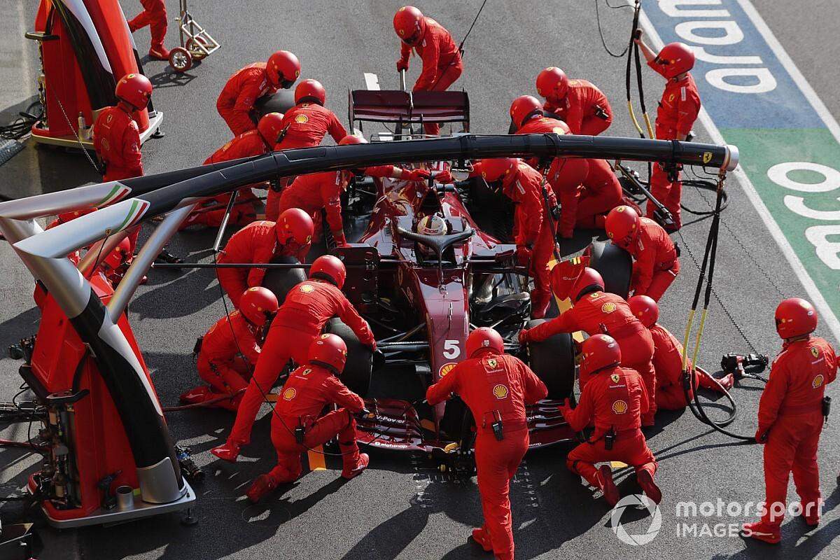 """Ferrari CEO erkent problemen maar: """"We houden niet van excuses"""""""