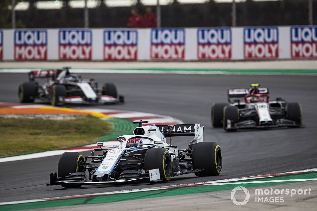 "Russell says Williams ""breakthroughs"" boosting team"