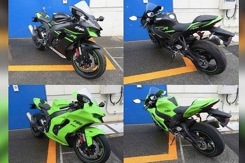2021 Kawasaki ZX-10R Spotted In Australia With Fresh New Look