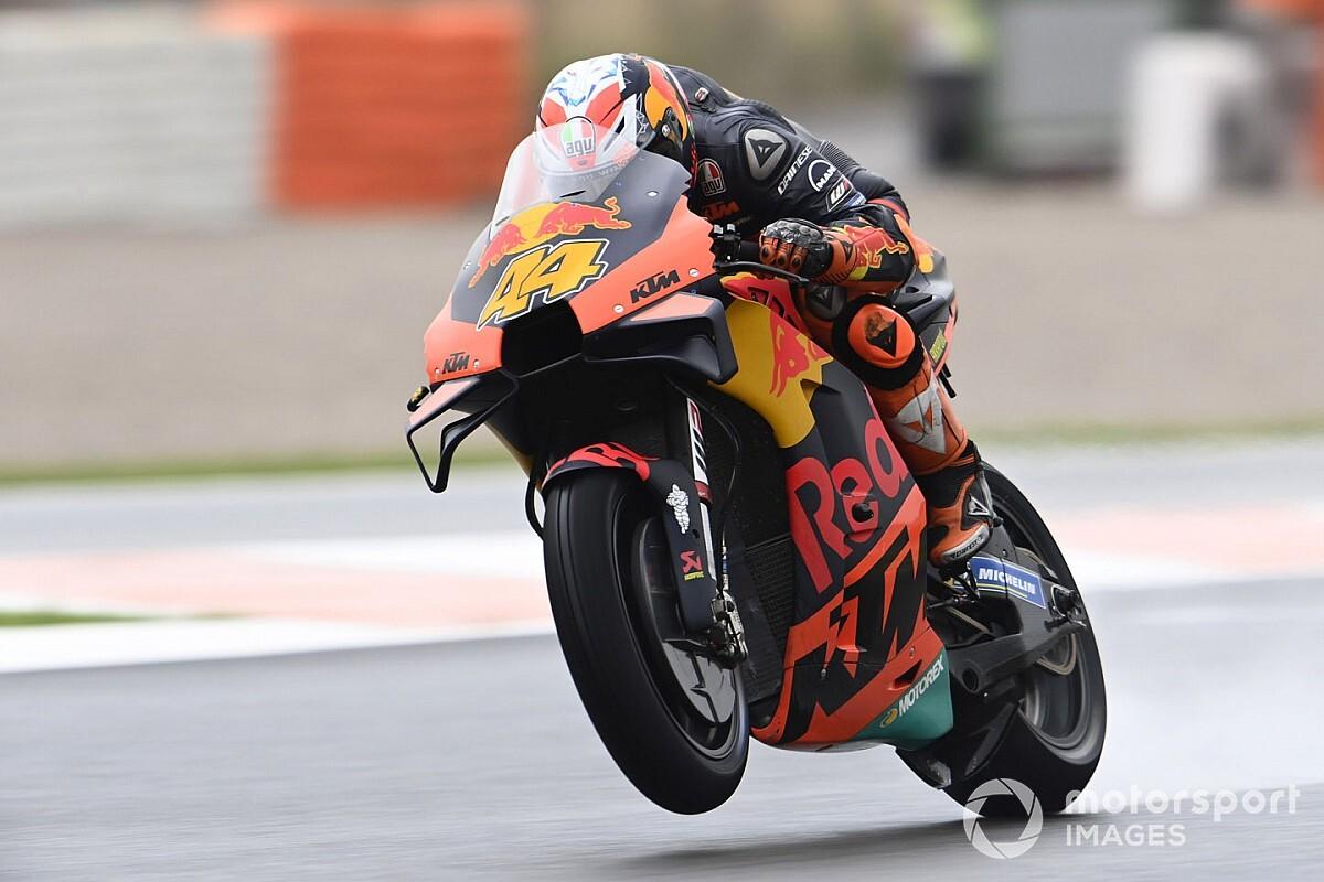 Espargaro troeft Rins af in strijd om pole voor GP van Europa