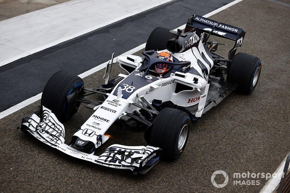 F1: ecco l'esordio di Tsunoda a Imola con AlphaTauri