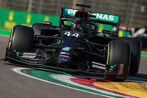 """Hamilton déplore le """"très mauvais tour"""" qui lui a coûté la pole"""