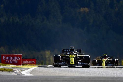 Ricciardo przyćmił Ocona