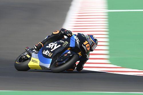 Misano Moto2: Marini beats Bezcecchi in VR46 1-2