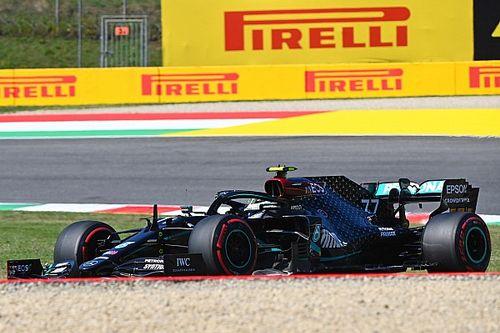 Bottas afirma que acidente de Ocon o impediu de tirar pole de Hamilton