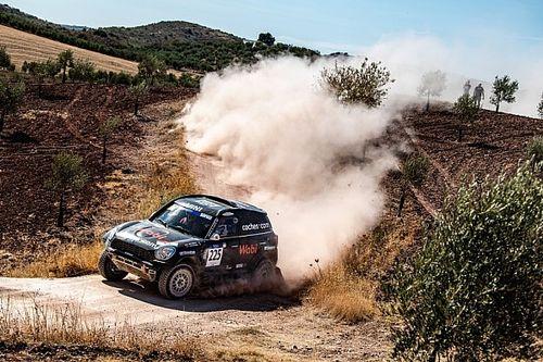 Cristina Gutiérrez deja impresionados a MINI X-Raid en Andalucía