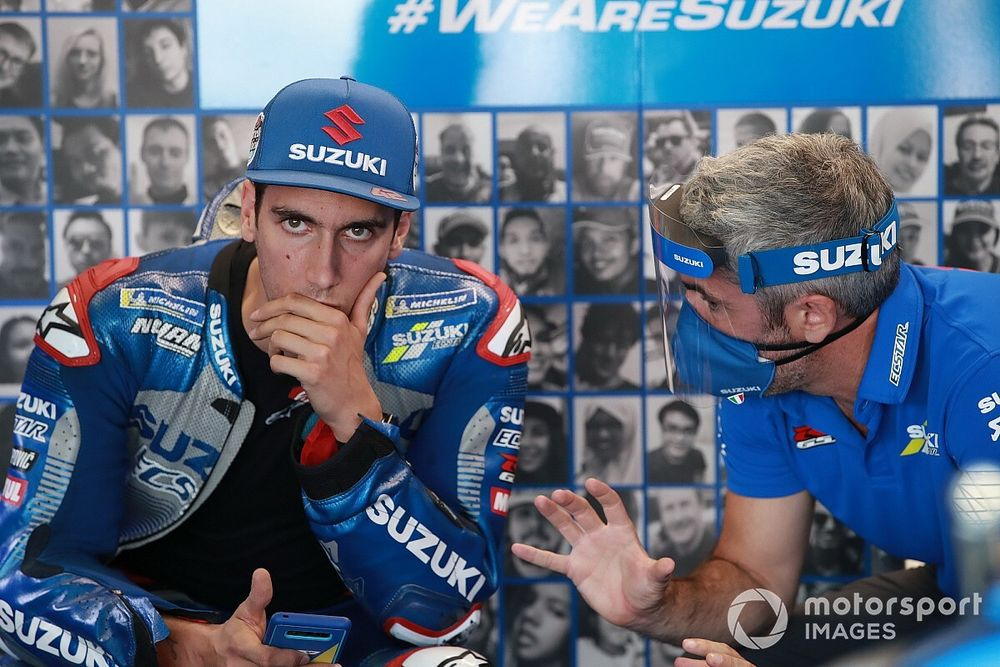 Suzuki croit encore à la victoire depuis les 7e et 8e positions