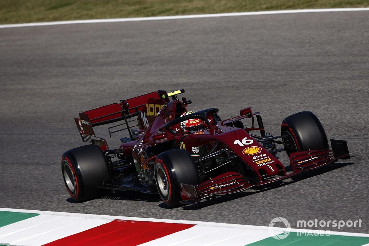 "Leclerc e ""Dea bendata"": al Mugello la Ferrari respira"