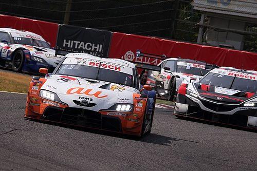 Points-leading Toyota crew in disbelief at Suzuka podium