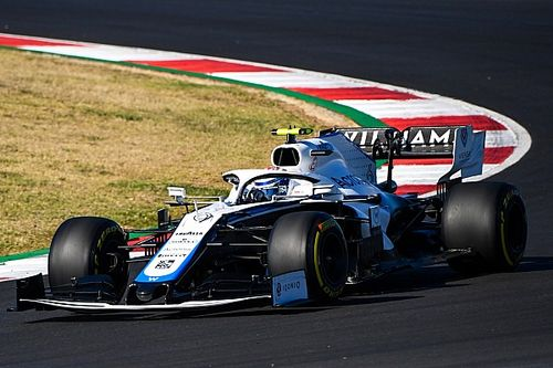 Williams F1 completes FW43B shakedown at Silverstone