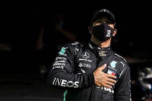 Championnat - La marche royale de Lewis Hamilton