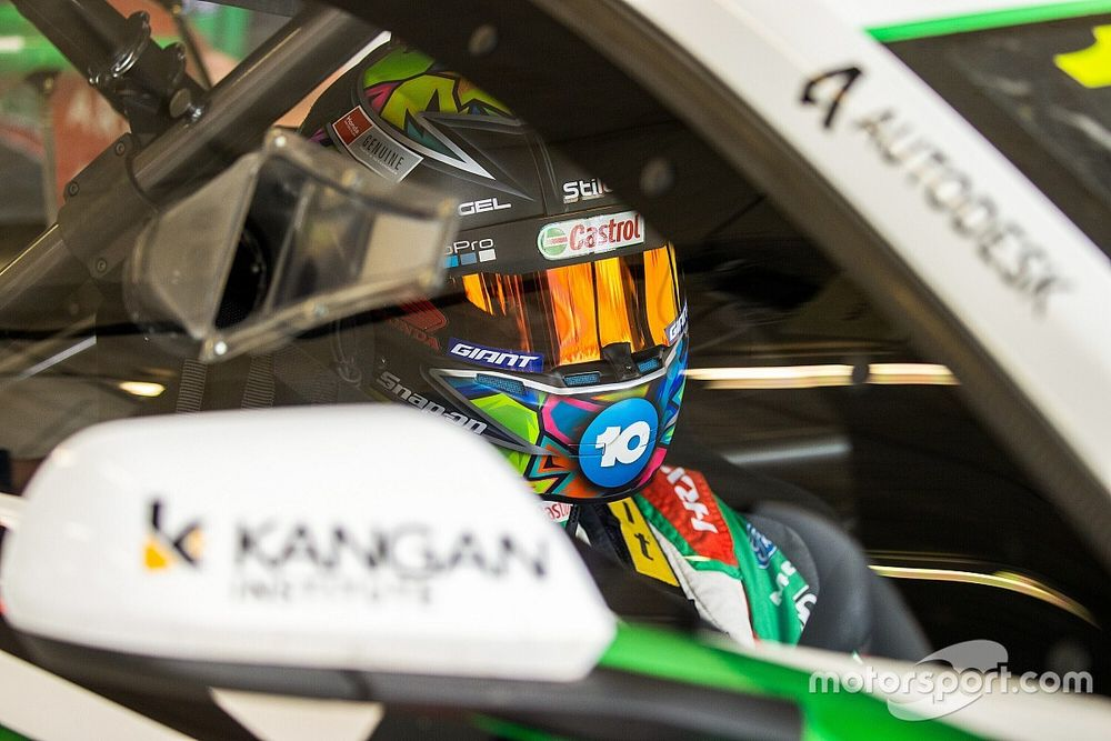 Kelly to turn first Supercars laps since retiring
