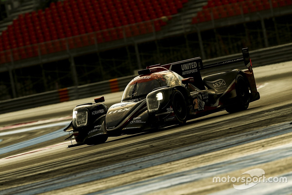 "Dominant United LMP2 squad going into Le Mans ""blind"""