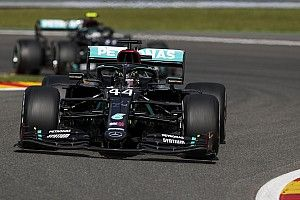 """Hamilton was """"nervous"""" about repeat of tyre failure"""
