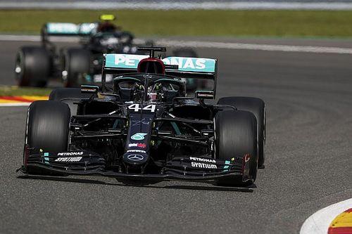 Hamilton redoutait le même souci de pneu qu'à Silverstone