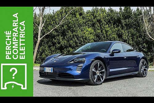 Porsche Taycan RWD (2021): perché comprarla elettrica e perché no