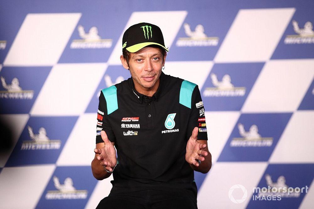 Valentino Rossi Bantah Rumor Ingin Jual VR46 ke Pangeran Arab Saudi