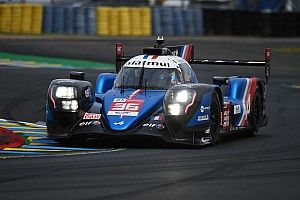 Le Mans 24h: Alpine demotes Toyota in accident-filled FP3 session
