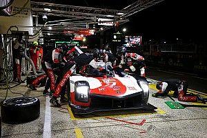 Toyota sufrió de verdad con su problema de combustible en Le Mans