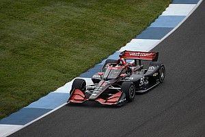 Indy: Power supera Grosjean em Indianápolis e vence primeira no ano; Castroneves é 21º