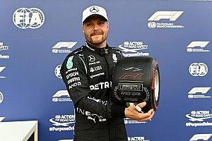 Parrilla de salida para la Carrera Sprint del GP de Italia F1