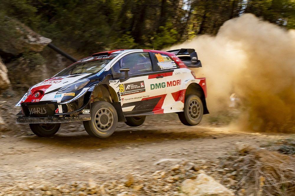 WRC Greece: Rovanpera blitzes rivals to stretch lead over Tanak
