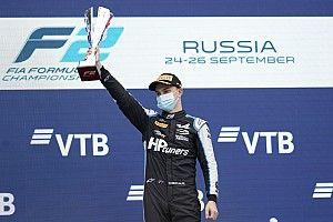 Sochi F2: Piastri refuerza su liderato tras una nueva exhibición