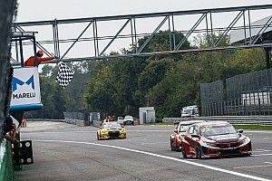 TCR Europe: doppietta Honda-JAS con Franco Girolami a Monza